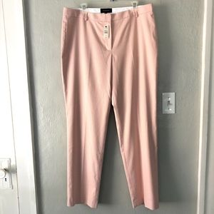 NWT Talbots Shepherd's Check Suit Pants Womens 14